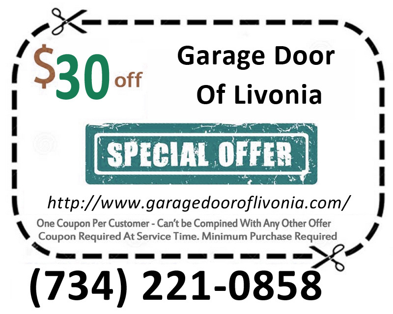 Garage Door Of Livonia Coupon Livonia Michigan